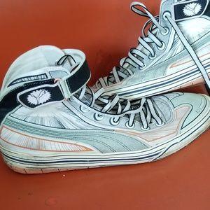 Puma Shoes - Puma mid-tops